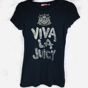Juicy Couture Tee shirt Made in America